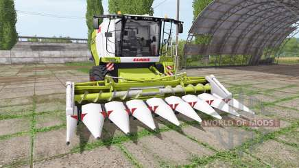 CLAAS Lexion 740 für Farming Simulator 2017