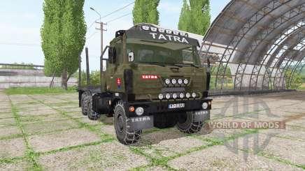 Tatra T815 6x6.1 forest pour Farming Simulator 2017