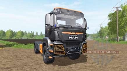 MAN TGS 18.440 pour Farming Simulator 2017