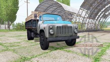 GAZ 53 für Farming Simulator 2017