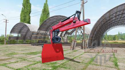 Palfinger Epsilon M80F v3.0 für Farming Simulator 2017
