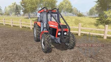 URSUS 1014 forest pour Farming Simulator 2013