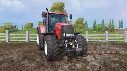 Case IH Puma 160 CVX front loader pour Farming Simulator 2015