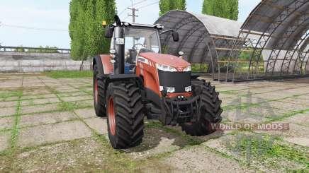 Massey Ferguson 8740 v3.9 pour Farming Simulator 2017