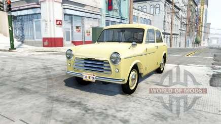 Satsuma 210 1958 v5.0 pour BeamNG Drive