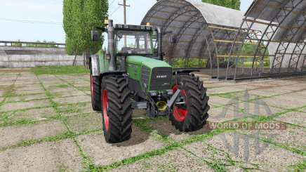 Fendt Favorit 916 pour Farming Simulator 2017