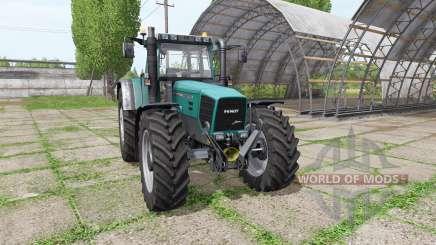 Fendt Favorit 920 v2.0 pour Farming Simulator 2017