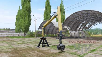 Palfinger Epsilon M80F v1.3 für Farming Simulator 2017