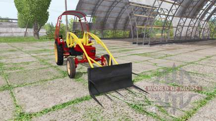 Fortschritt GT 124 für Farming Simulator 2017