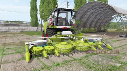 CLAAS Jaguar 940 für Farming Simulator 2017