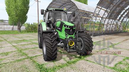 Deutz-Fahr Agrotron 6185 TTV pour Farming Simulator 2017