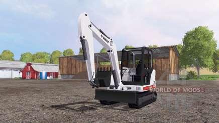 Bobcat 331 für Farming Simulator 2015