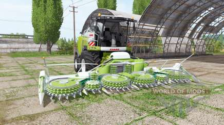 CLAAS Jaguar 950 für Farming Simulator 2017