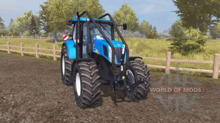 New Holland T7050 forest pour Farming Simulator 2013
