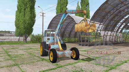 Fortschritt T157-II v3.0.4 pour Farming Simulator 2017