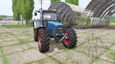 Fendt Favorit 924 v2.0 pour Farming Simulator 2017