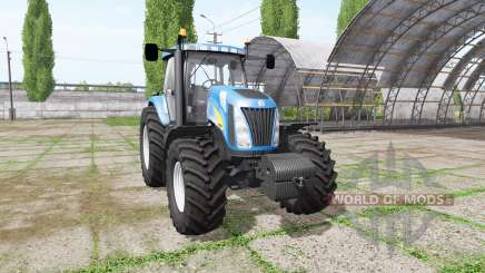 New Holland TG255 v4.0 für Farming Simulator 2017