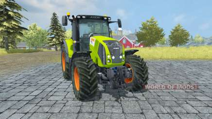 CLAAS Axion 830 v2.0 für Farming Simulator 2013