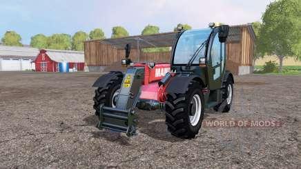 Manitou MLT 735 pour Farming Simulator 2015