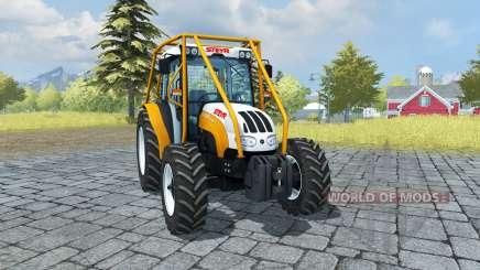 Steyr Kompakt 4095 forest für Farming Simulator 2013