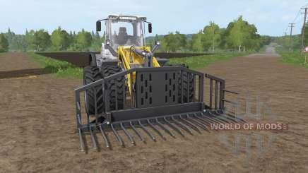 Liebherr L538 pour Farming Simulator 2017