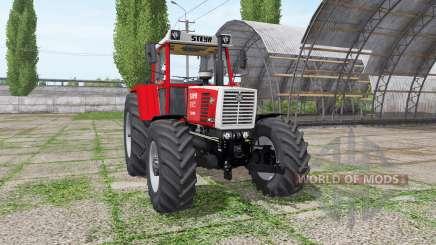 Steyr 8165A Turbo SK2 v2.0 pour Farming Simulator 2017