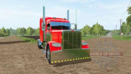 Peterbilt 389 v1.1 pour Farming Simulator 2017