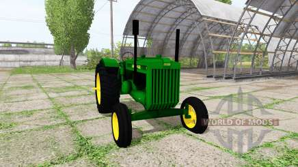 John Deere Model D für Farming Simulator 2017