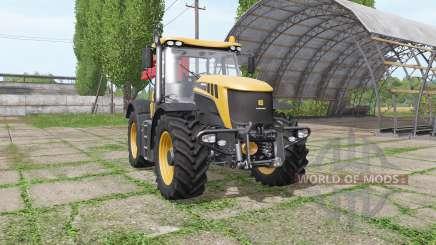 JCB Fastrac 3200 Xtra forest pour Farming Simulator 2017