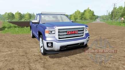 GMC Sierra 1500 Double Cab (GMTK2) pour Farming Simulator 2017