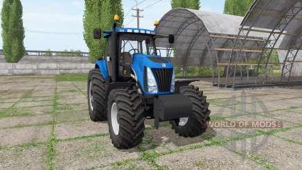 New Holland TG225 pour Farming Simulator 2017