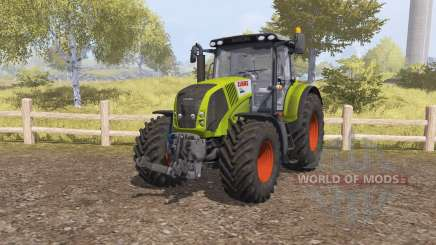 CLAAS Axion 850 v2.1 für Farming Simulator 2013