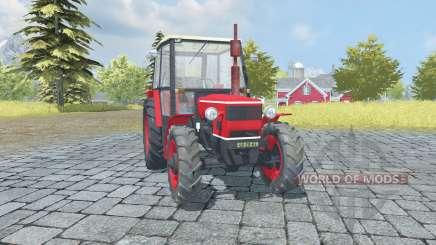 Zetor 6748 für Farming Simulator 2013