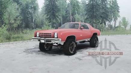 Chevrolet Monte Carlo 1977 pour MudRunner