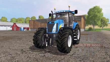New Holland T8020 für Farming Simulator 2015