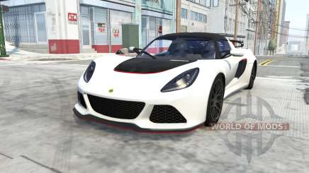 Lotus Exige 360 Cup 2015 pour BeamNG Drive