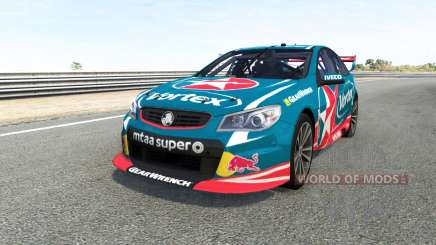 Holden Commodore VF V8 Supercar TeamVortex für BeamNG Drive