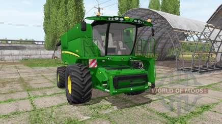 John Deere S690i pour Farming Simulator 2017