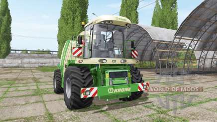 Krone BiG X 850 für Farming Simulator 2017