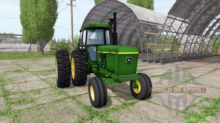 John Deere 4840 v1.1 pour Farming Simulator 2017