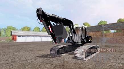 Liebherr A 900 C Litronic apache für Farming Simulator 2015