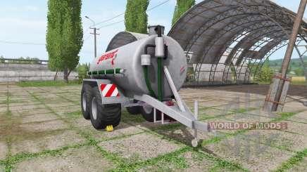 Kotte Garant VT pour Farming Simulator 2017
