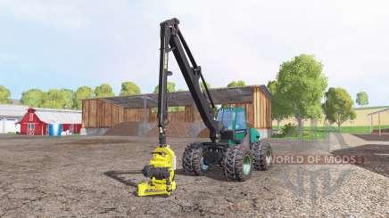 Timberjack 870B v1.3 pour Farming Simulator 2015