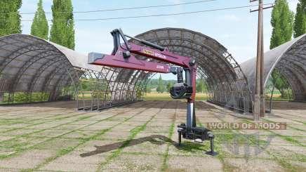Palfinger Epsilon M80F v1.1 pour Farming Simulator 2017
