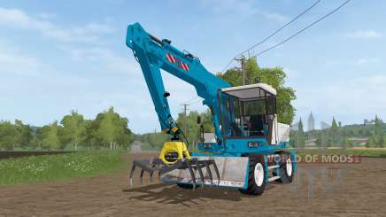 Fortschritt T188 v1.1 für Farming Simulator 2017