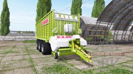 CLAAS Cargos 9600 für Farming Simulator 2017