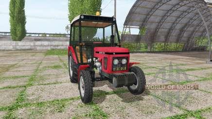 Zetor 7211 für Farming Simulator 2017