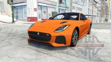 Jaguar F-Type SVR Coupe für BeamNG Drive