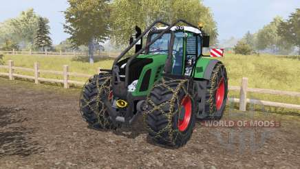 Fendt 939 Vario forest für Farming Simulator 2013