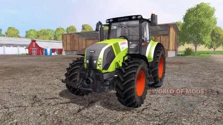 CLAAS Arion 820 pour Farming Simulator 2015